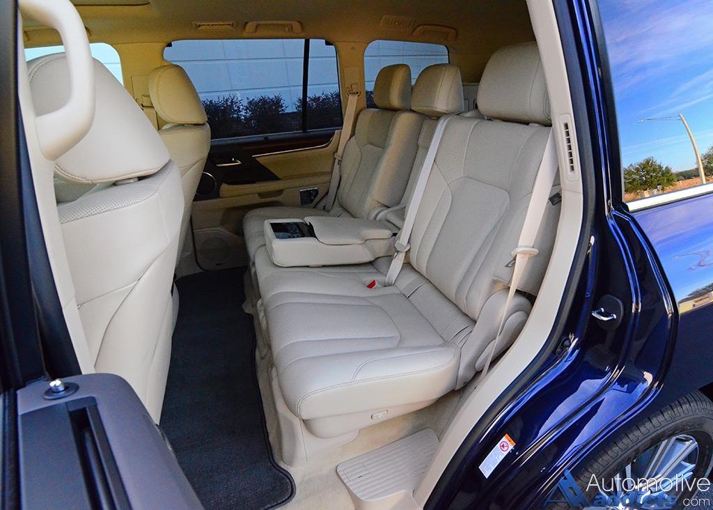 Land Rover Jacksonville >> 2017-lexus-lx570-2nd-row-seats
