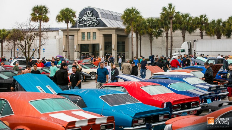Automotive Addicts Cars & Coffee January 2017 Ushers In New Location with Amazing Crowd