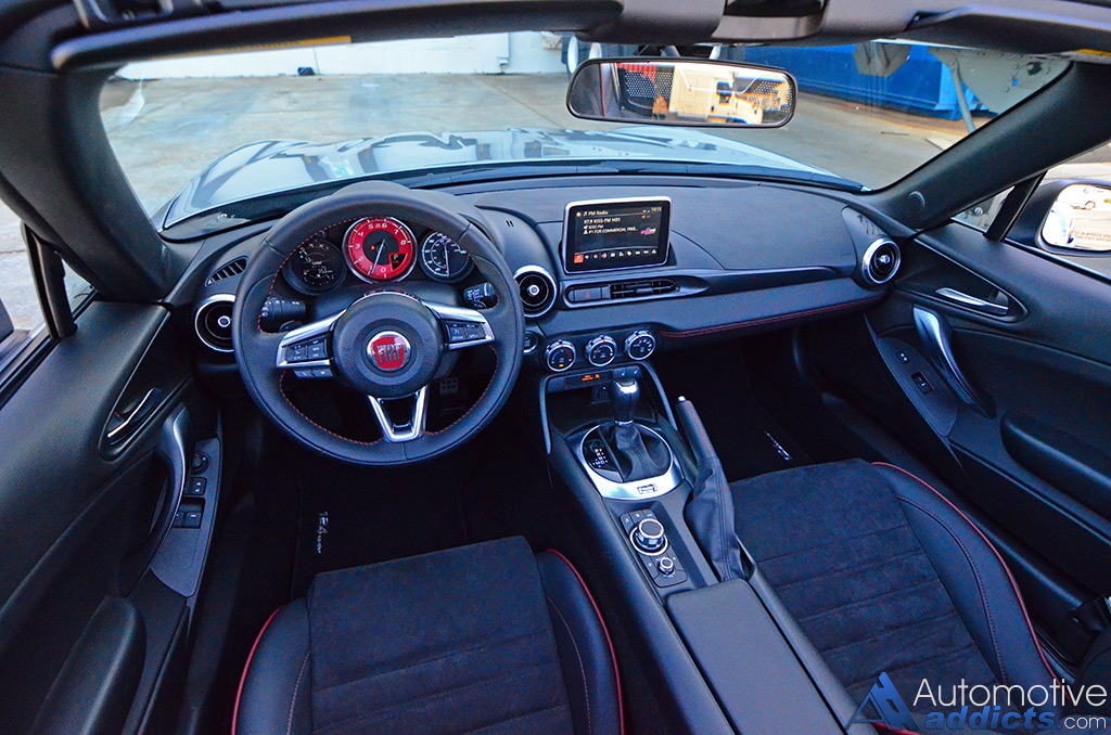 2017 fiat 124 spider abarth review test drive fendybt2 official website. Black Bedroom Furniture Sets. Home Design Ideas