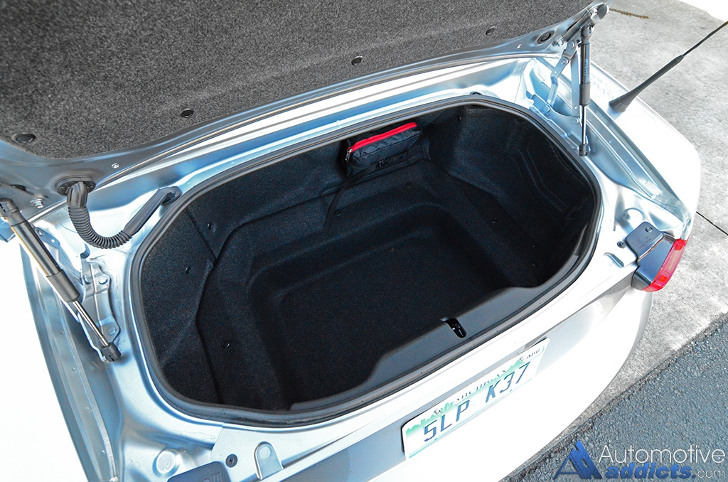 Fiat Spider Abarth Fixed Trunk
