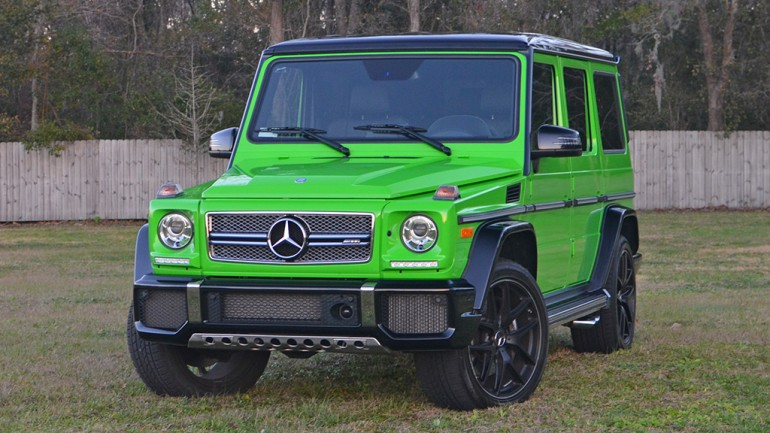 2017 Mercedes-AMG G65 Review & Test Drive
