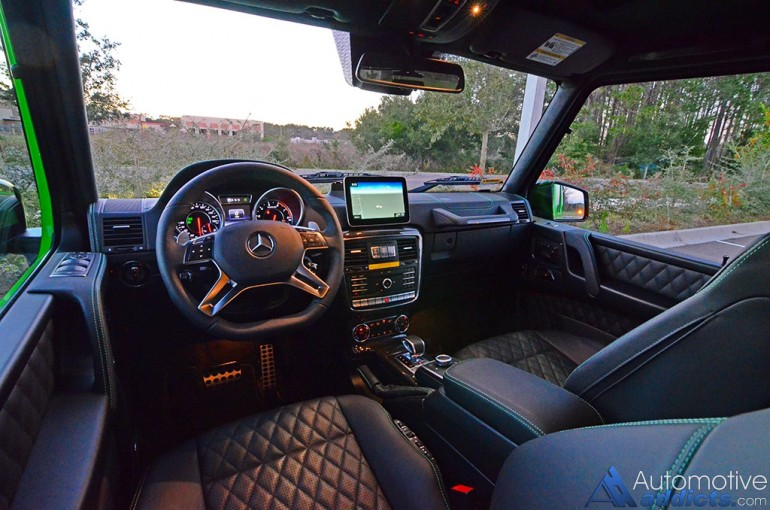 2017-mercedes-amg-g65-dashboard