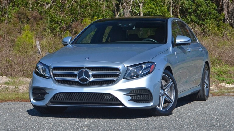 2017 Mercedes-Benz E300 4MATIC Review & Test Drive