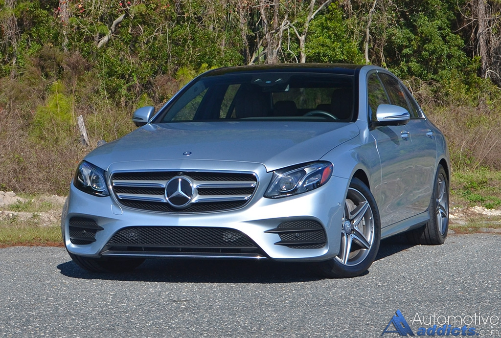 2017 mercedes benz e300 4matic review test drive