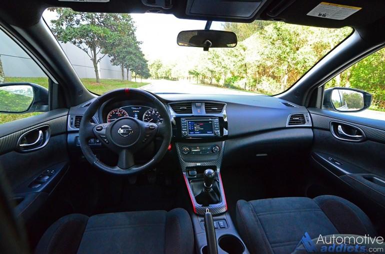 2017-nissan-sentra-nismo-dashboard-interior