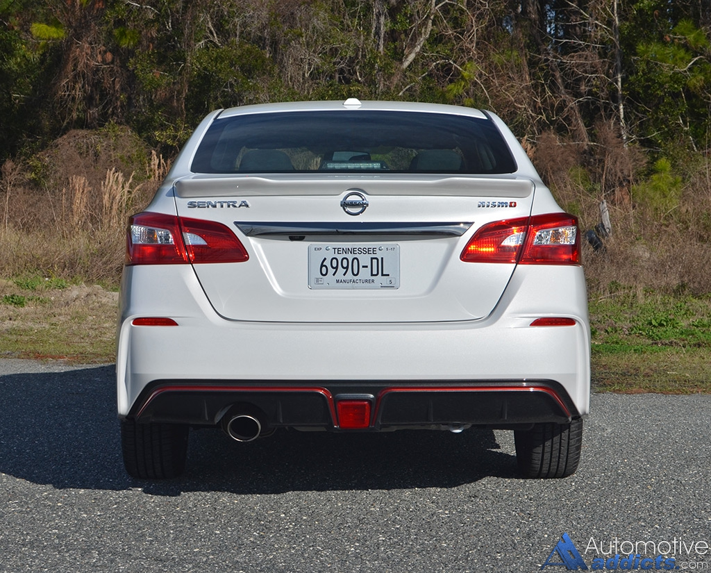 2017 Nissan Sentra NISMO Review & Test Drive