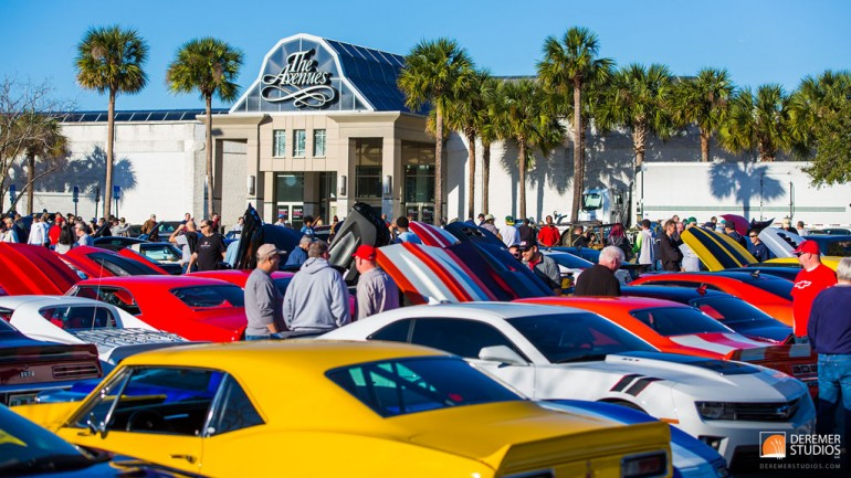 Automotive Addicts Cars & Coffee February 2017 Has Record Turnout