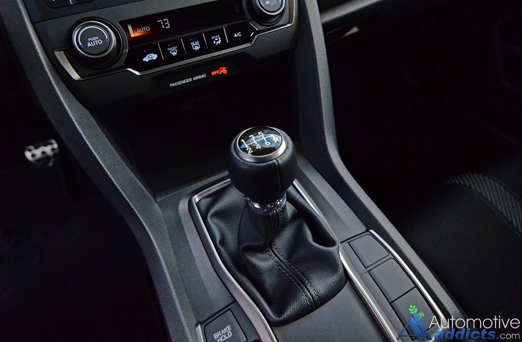honda civic hatchback sport review test drive