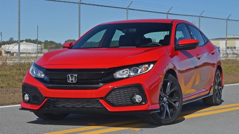 2017 Honda Civic Hatchback Sport Review & Test Drive