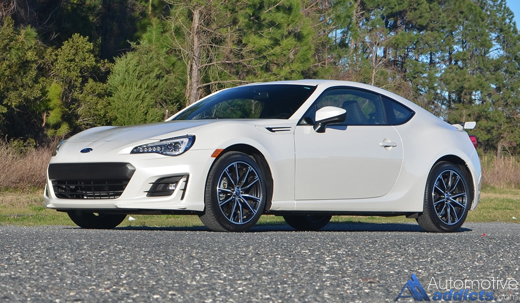 2017 subaru brz limited review test drive. Black Bedroom Furniture Sets. Home Design Ideas