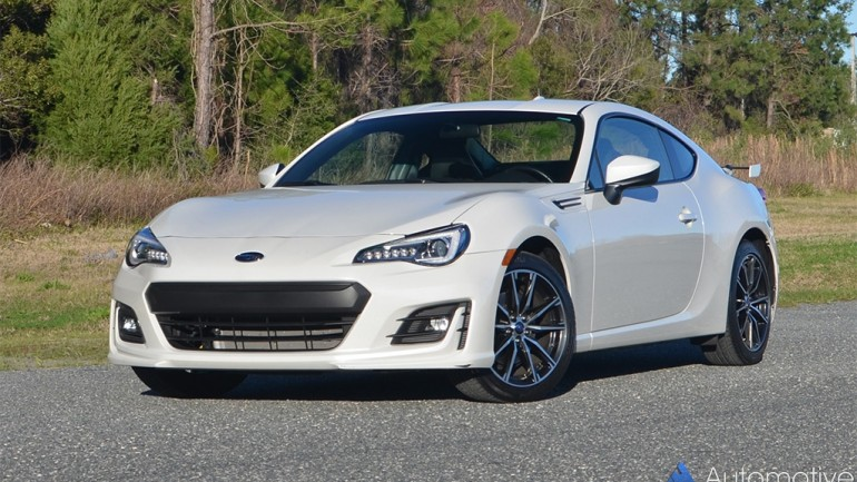 2017 Subaru BRZ Limited Review & Test Drive