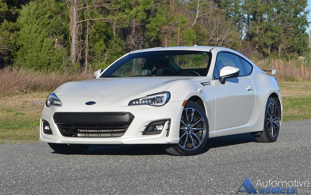 2017 Subaru Brz Limited Review Amp Test Drive