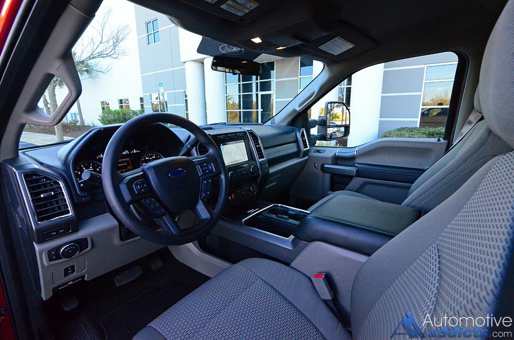 2017 Ford F-350 4×4 Super Duty Crew Cab XLT Dual Rear ...