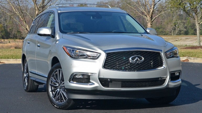 2017 Infiniti QX60 Review & Test Drive