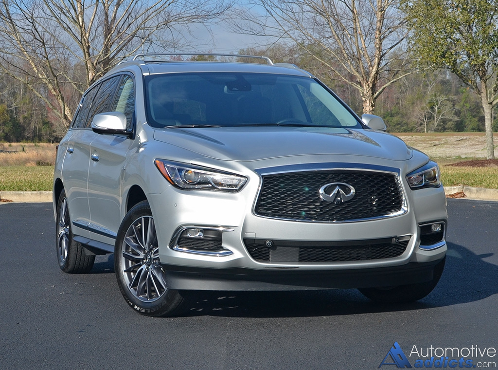 2017 Infiniti Qx60 Review Amp Test Drive