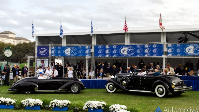 22nd Annual Amelia Island Concours Stuns World with Automotive Bliss
