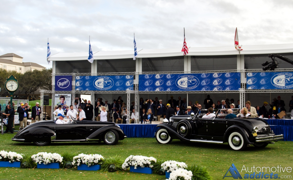 22nd Annual Amelia Island Concours Stuns World With