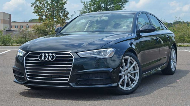2017 Audi A6 2.0T Quattro Premium Plus Review & Test Drive