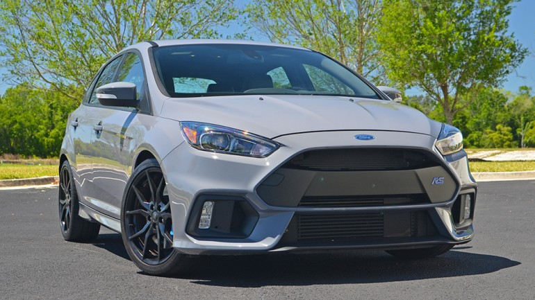 2017 Ford Focus RS Review & Test Drive