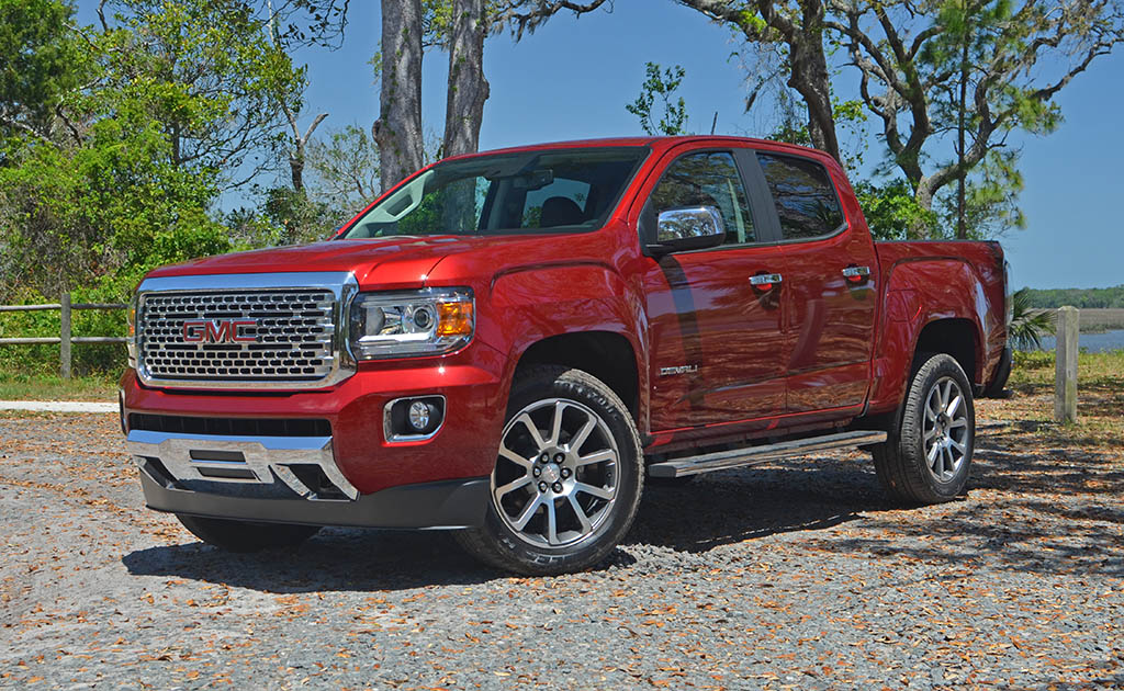 canyon gmc denali cab crew 4wd test drive dealers network local