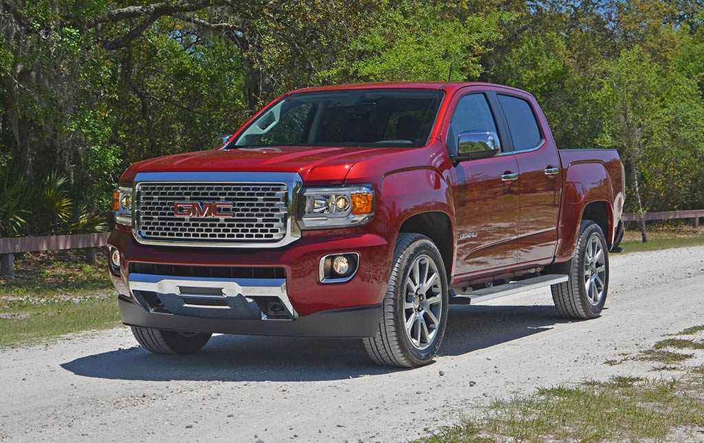 Innovative 2017 GMC Canyon Denali 4WD Crew Cab Review Amp Test Drive