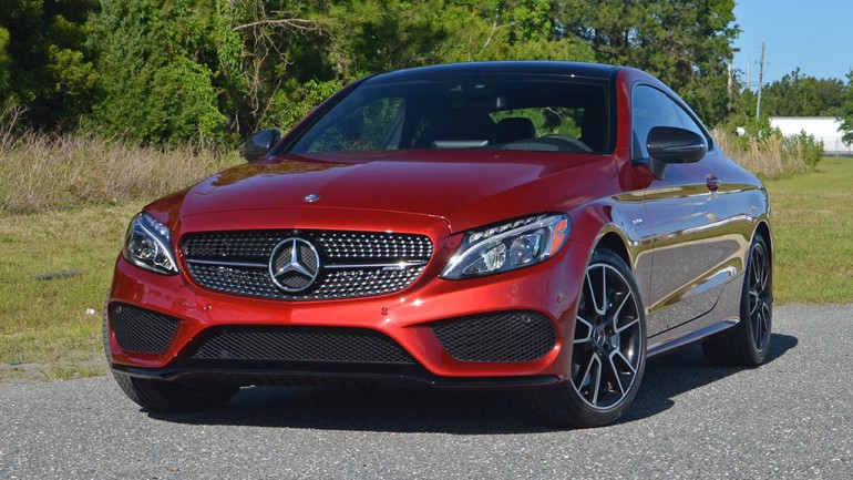 2017 Mercedes-AMG C43 4MATIC Coupe Review & Test Drive