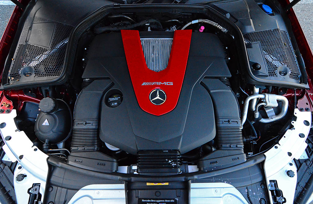2017 mercedes amg c43 4matic coupe review test drive