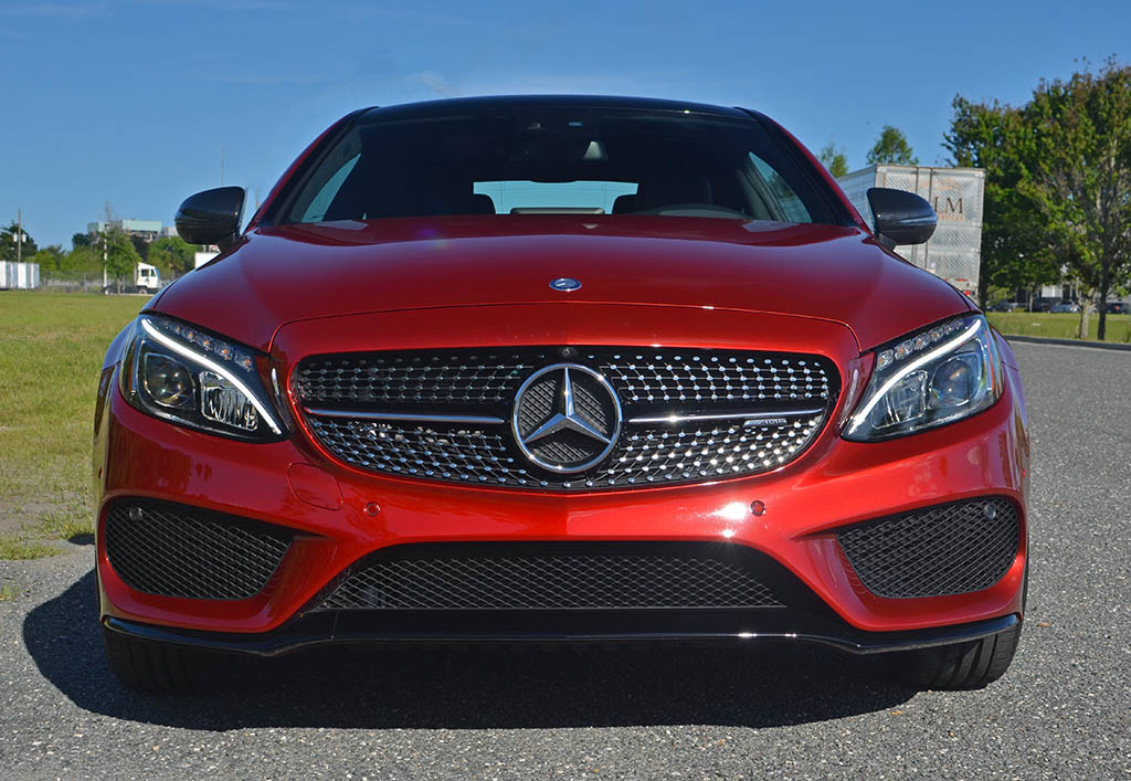 2017 mercedes amg c43 4matic coupe review test drive for 2017 mercedes benz amg c43 sedan price