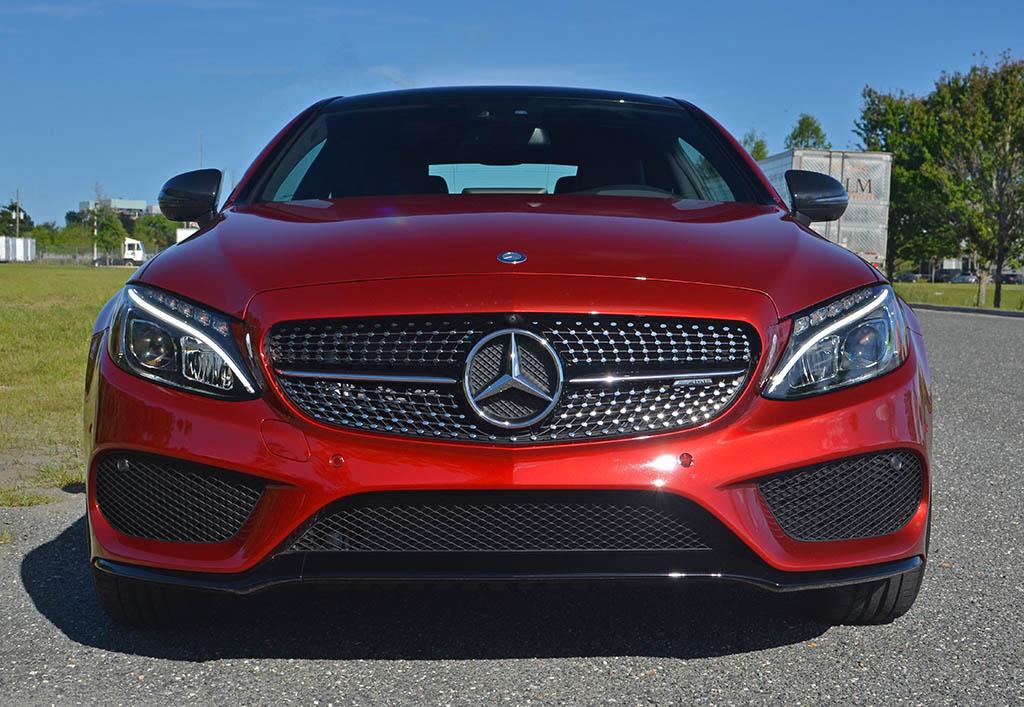 Mercedes Amg C Legroom