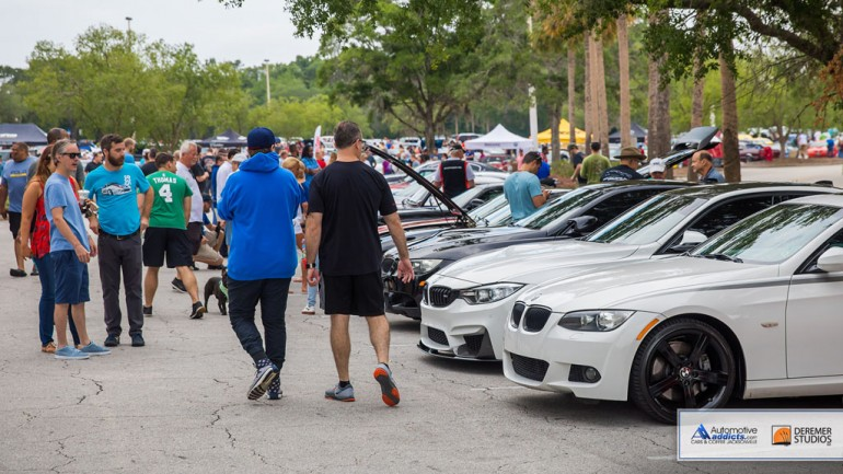 Automotive Addicts Cars & Coffee May 2017 Keeps The Good Times Rolling