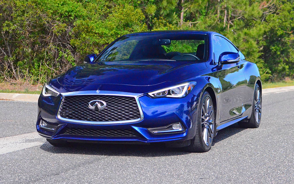 2017 infiniti q60s red sport 400 the least expensive way to get 2 door luxury with 400 horsepower. Black Bedroom Furniture Sets. Home Design Ideas