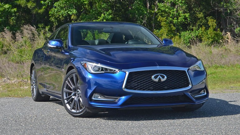 2017 Infiniti Q60S Red Sport 400: The Least Expensive Way to get 2-Door Luxury with 400 Horsepower