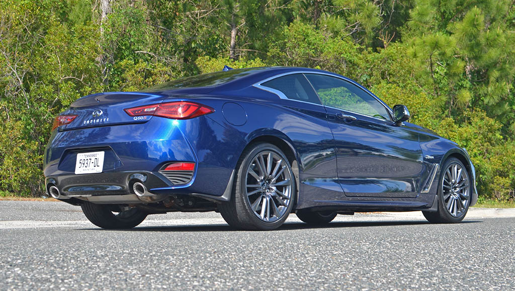 2017 Infiniti Q60 3.0t Red Sport 400 >> 2017 Infiniti Q60S Red Sport 400: The Least Expensive Way to get 2-Door Luxury with 400 Horsepower