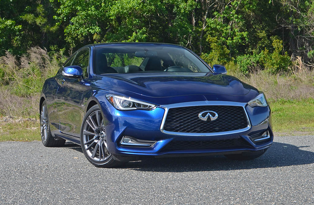 2017 Infiniti Q60S Red Sport 400: The Least Expensive Way To Get 2 Door  Luxury With 400 Horsepower