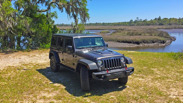 2017 Jeep Wrangler Unlimited Rubicon Hard Rock 4×4 Review & Test Drive