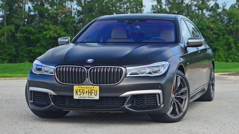 2017 BMW M760i xDrive Review & Test Drive