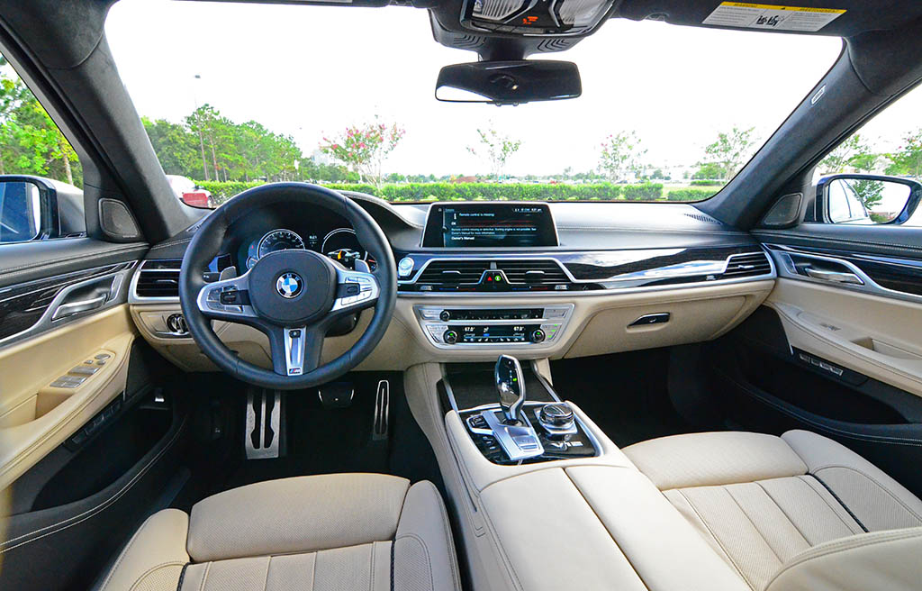 2017 BMW M760i XDrive Review Test Drive