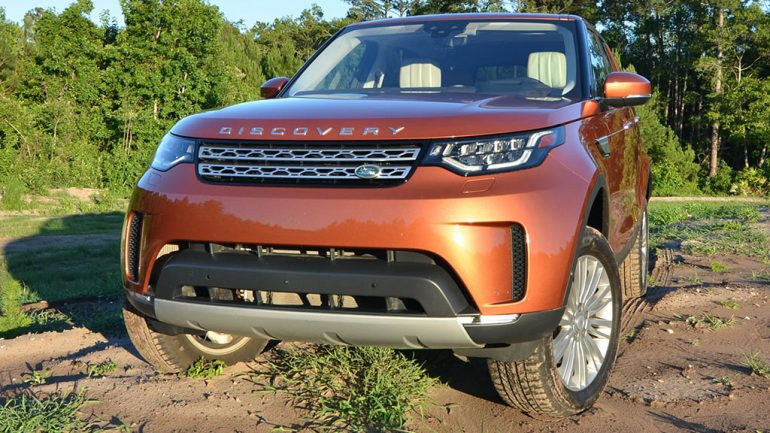 2017 Land Rover Discovery HSE Luxury Td6 Review & Test Drive