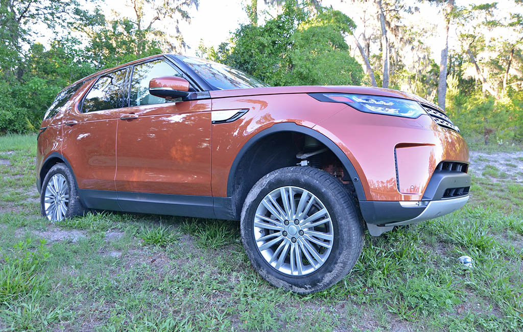 Land Rover Discovery HSE Luxury Td Review Test Drive - Land rover local dealer