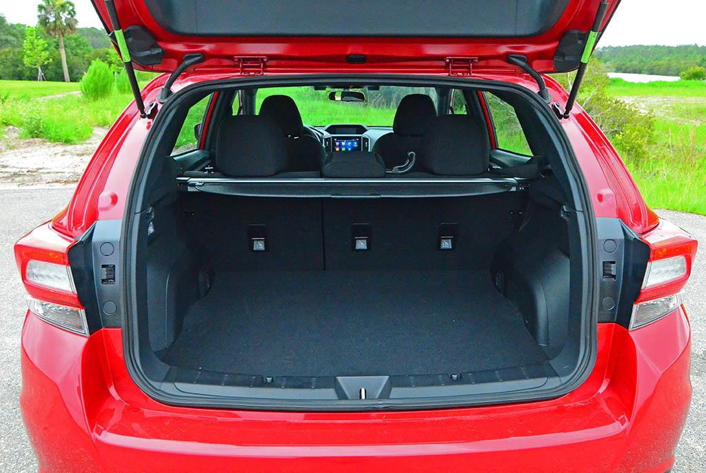 2017 subaru impreza sport hatchback review test. Black Bedroom Furniture Sets. Home Design Ideas