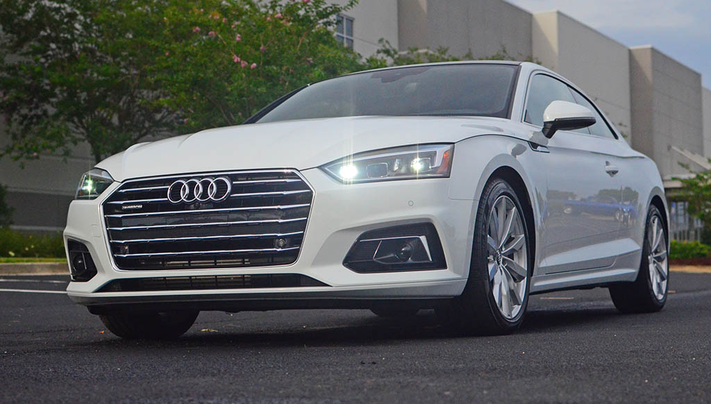 2018 audi a5 coupe. Modren Audi For A Full Redesign The New 2018 Audi A5 Coupe Retains Some Of Its Classic  Looks But Accentuates Better Design Lines With Sharper And More  On Audi A5