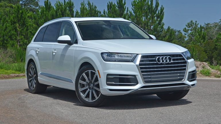 2017 Audi Q7 Prestige Review & Test Drive