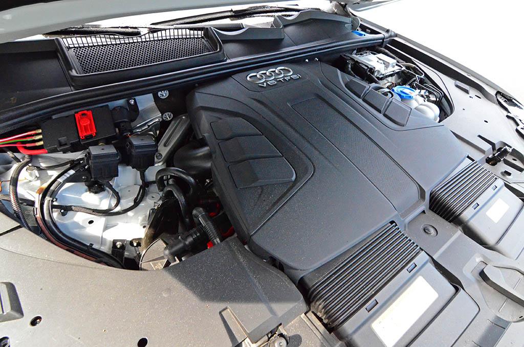 2017 Audi Q7 Prestige Engine Posted By Malcolm Hogan Filed Under