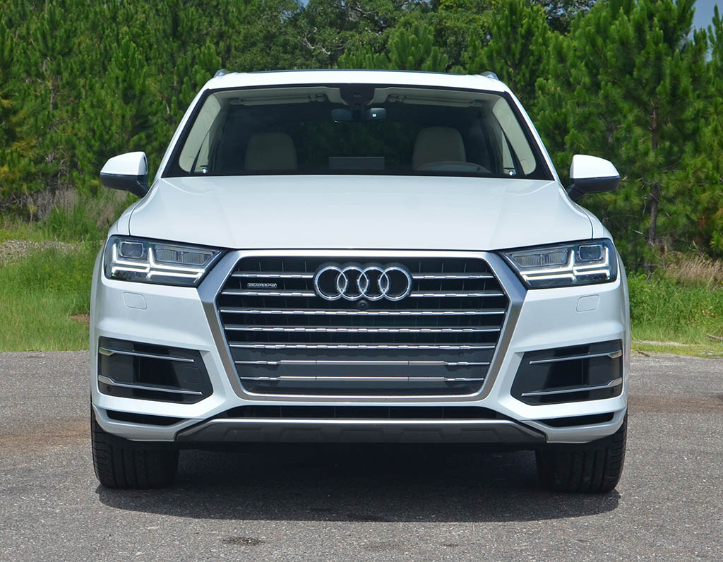 2017 Audi Q7 Prestige Review Amp Test Drive