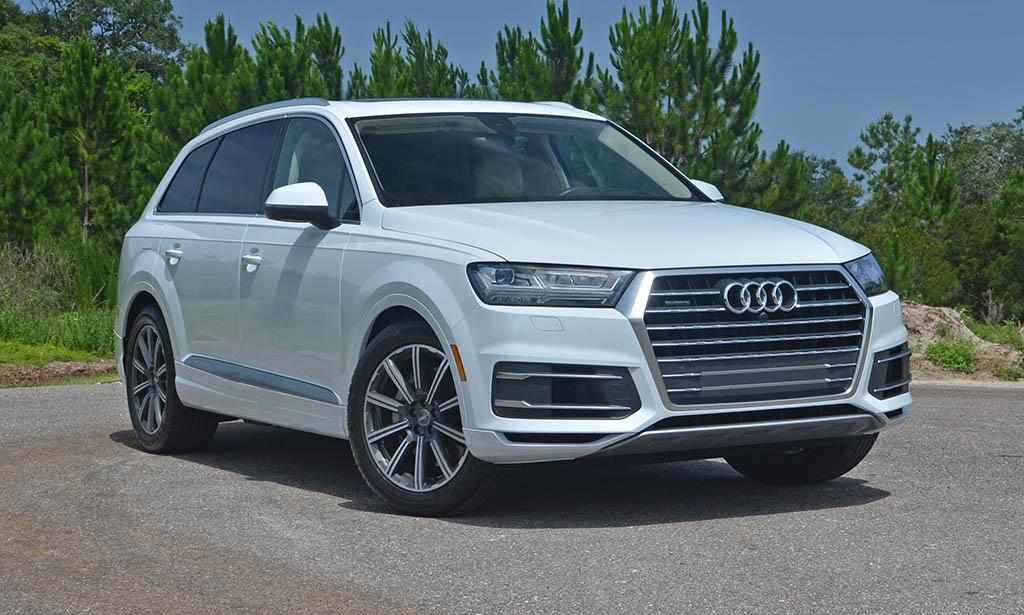 2017 Audi Q7 Prestige Review & Test Drive
