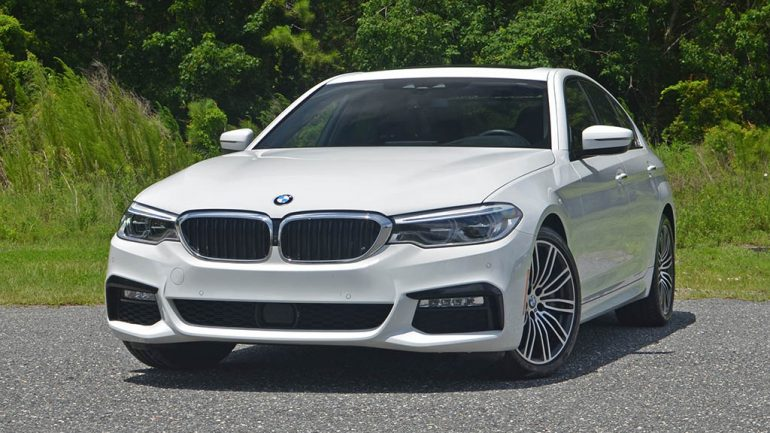 2017 BMW 540i Review & Test Drive