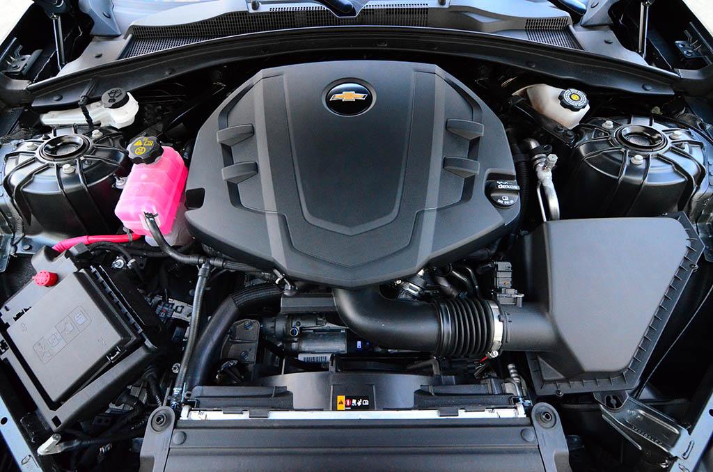 2017 Chevrolet Camaro 2LT RS Convertible 50th Anniversary ...