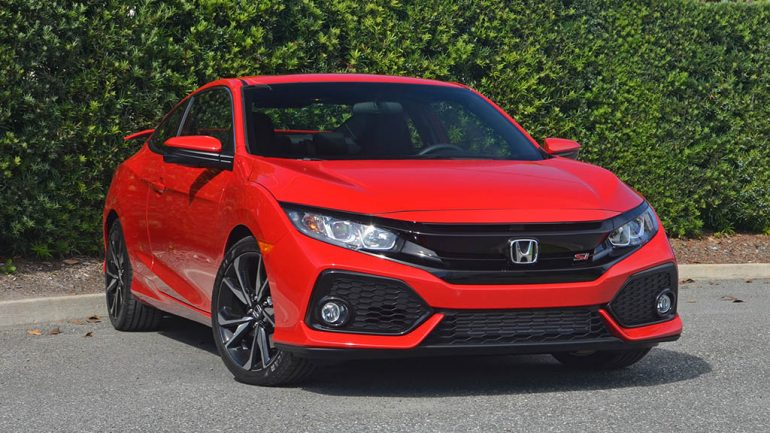 2017 Honda Civic Si Coupe Review & Test Drive