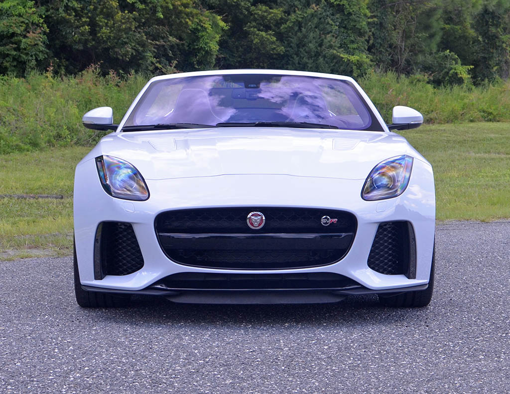 2017 jaguar f type svr convertible quick spin review. Black Bedroom Furniture Sets. Home Design Ideas