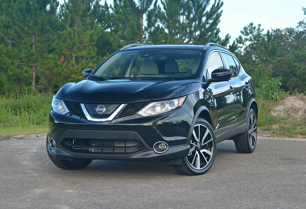 2017 Nissan Rogue Sport Sl Awd Review Amp Test Drive